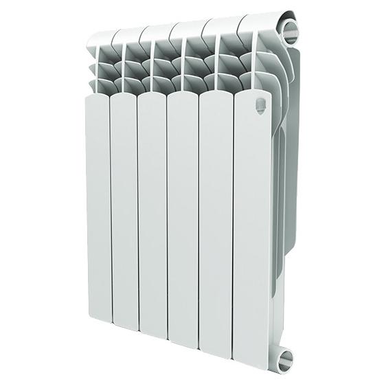 Биметаллический радиатор ROYAL THERMO Revolution bimetall 500-10-секций