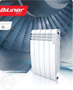 Биметаллический радиатор ROYAL THERMO BiLiner 500 4 секции