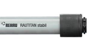 Универсальная труба Rautitan Stabil d16