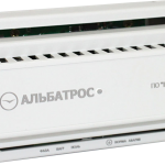 Устройство защиты от сачков напряжения АЛЬБАТРОС-1500 DIN