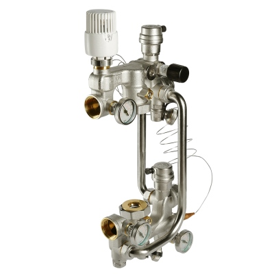 Насосно-смесительный узел для теплого пола Combi