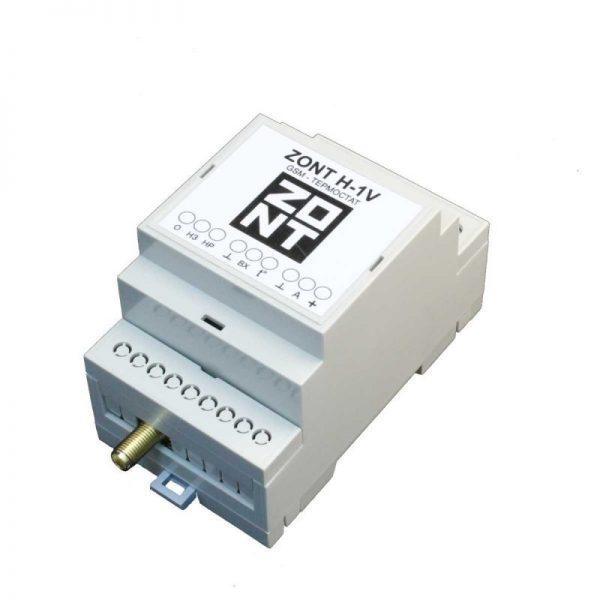 GSM термостат ZONT H-1V  для электрических и газовых котлов