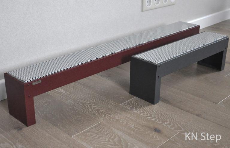 Конвектор напольный SAVVA KN Step Н-155мм