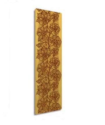 Полотенцесушитель Кружево Коллекция из стекла 1120-250-42