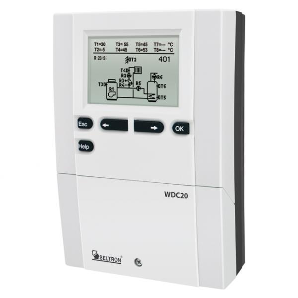 Управление системами отопления и котлами (контроллеры)
