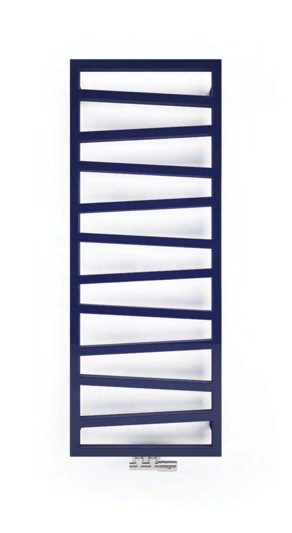 Полотенцесушитель Terma Zigzag 1070x500 черный