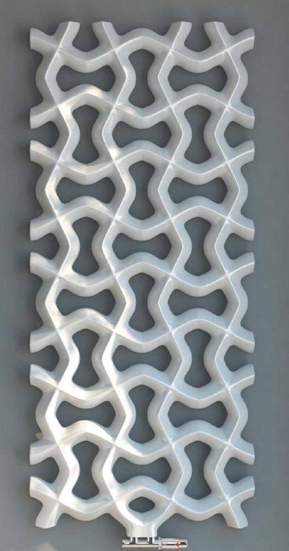 Дизайн радиатор Abstract